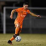 BRISBANE, AUSTRALIA - AUGUST 15:  during the NPL Queensland Senior Mens Round 24 match between Eastern Suburbs FC and Sunshine Coast Wanderers at Heath Park on August 15, 2020 in Brisbane, Australia. (Photo by Patrick Kearney)