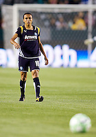 LA Sol's Marta. The LA Sol defeated Sky Blue FC 1-0 at Home Depot Center stadium in Carson, California on Friday May 15, 2009.   .