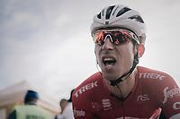 Bauke Mollema (NED/Trek-Segafredo) post-finish<br /> <br /> Il Lombardia 2017<br /> Bergamo to Como (ITA) 247km