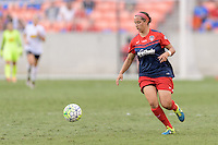 Houston, TX - Sunday Oct. 09, 2016: Whitney Church during the National Women's Soccer League (NWSL) Championship match between the Washington Spirit and the Western New York Flash at BBVA Compass Stadium. The Western New York Flash win 3-2 on penalty kicks after playing to a 2-2 tie.