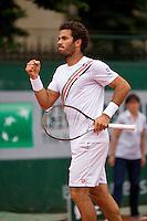 01-06-13, Tennis, France, Paris, Roland Garros, Jean-Julien Rojer