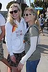 """Kristen Bell & Kirsten Dunst at The Invisible Children's """"THE RESCUE"""" Rally at City Hall in Santa Monica, California on April 25,2009                                                                     Copyright 2009 DVS / RockinExposures"""