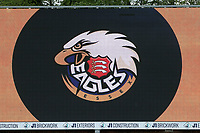 Eagles logo on the big screen ahead of Essex Eagles vs Hampshire Hawks, Vitality Blast T20 Cricket at The Cloudfm County Ground on 11th June 2021