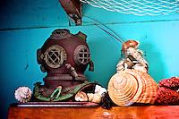 Nautical relics on Lord Howe Island