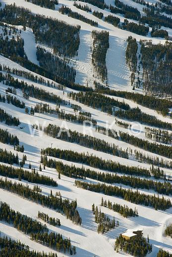 Breckenridge, Colorado ski area.  March 2014. 81209