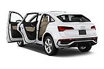 Car images of 2021 Audi Q5-Sportback Premium 5 Door SUV Doors