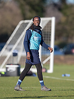 Marcus Bean of Wycombe Wanderers during the Wycombe Wanderers Training session at Wycombe Training Ground, High Wycombe, England on 17 January 2019. Photo by Andy Rowland.