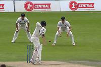 Billy Root in batting action for Glamorgan during Sussex CCC vs Glamorgan CCC, LV Insurance County Championship Group 3 Cricket at The 1st Central County Ground on 5th July 2021