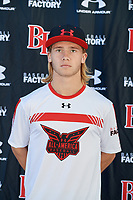 Adam Rybarz during the Under Armour All-America Tournament powered by Baseball Factory on January 17, 2020 at Sloan Park in Mesa, Arizona.  (Mike Janes/Four Seam Images)
