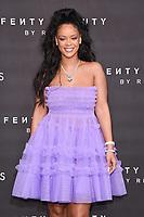 Rihanna<br /> arriving for the Fenty Beauty by Rihanna launch party at Harvey Nichols, London<br /> <br /> <br /> ©Ash Knotek  D3310  19/09/2017