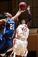 110112-Texas A&M Corpus Christi @ UTSA Basketball (W)