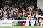during Day 2 of the GFI HKFC Tens 2012 at the Hong Kong Football Club on March 22, 2012. Photo by Manuel Queima / The Power of Sport Images for HKFC