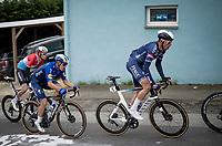 Oscar Riesebeek (NED/Alpecin-Fenix) up the Valkenberg<br /> <br /> 105th Ronde van Vlaanderen 2021 (MEN1.UWT)<br /> <br /> 1 day race from Antwerp to Oudenaarde (BEL/264km) <br /> <br /> ©kramon