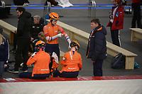 SPEEDSKATING: INZELL: Max Aicher Arena, 07-02-2019, ISU World Single Distances Speed Skating Championships, ©photo Martin de Jong