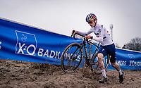 British National Champion Tom Pidcock (GBR/Trinity)<br /> <br /> 2020 Scheldecross Antwerp (BEL)<br /> <br /> ©kramon