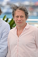 CANNES, FRANCE. July 13, 2021: Mathieu Amalric at the photocall for Wes Anderson's The French Despatch at the 74th Festival de Cannes.<br /> Picture: Paul Smith / Featureflash