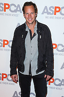 BEL AIR, CA, USA - OCTOBER 22: Patrick Wilson arrives at the 2014 ASPCA Compassion Award Dinner Gala held at a Private Residence on October 22, 2014 in Bel Air, California, United States. (Photo by Xavier Collin/Celebrity Monitor)