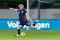 WIENER NEUSTADT, AUSTRIA - : Tim Ream #13 of the United States passes the ball during a game between  at Stadion Wiener Neustadt on ,  in Wiener Neustadt, Austria.