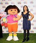 Salma Hayek at the Nickelodeon's Dora the Explorer 10th Anniversary Kick Off Press Conference held at Nickelodeon's Animation Studio in Burbank, California on March 02,2010                                                                   Copyright 2009  DVS / RockinExposures