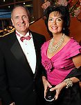 Michael and Nancy Wilder at the Pink Tie Gala at the InterContinental Hotel Saturday March 6,2010. (Dave Rossman Photo)