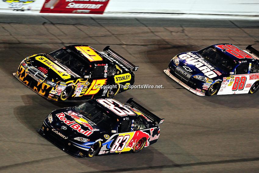 Feb 07, 2009; 8:33:32 PM;  Daytona Beach, FL. USA; NASCAR Sprint Cup Series race at the Daytona International Speedway for the  Budweiser Shootout.  Mandatory Credit: (thesportswire.net)