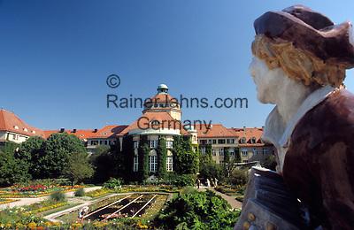 Germany, Bavaria, Munich: Botanical Garden