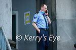 Garda Sgt James Hurley at Tralee court on Tuesday.