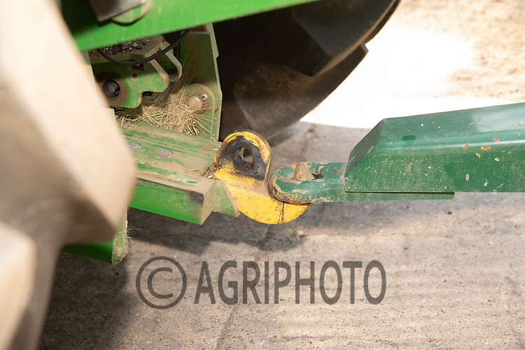 BAGMA trailer testing <br /> ©Tim Scrivener Photographer 07850 303986<br />      ....Covering Agriculture In The UK....