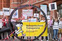 2019/08/02 Politik | Berlin | Volksentscheid Transparenz