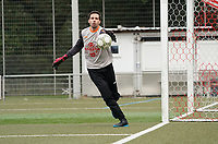 Dominik Belle (Haßloch) - Rüsselsheim 27.09.2020: TV Haßloch vs. Olympia Biebesheim II, B-Liga