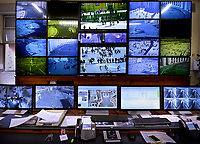 The operative room, the gendarmes control the extraterritorial areas.The Vatican's gendarme corps  of Vatican City State (Italian: Corpo della Gendarmeria dello Stato della Città del Vaticano) is the gendarmerie, or police and security force, of Vatican City and the extraterritorial properties of the Holy See.<br /> The 130-member corps is led by an Inspector General, currently Domenico Giani,The corps is responsible for security, public order, border control, traffic control, criminal investigation, and other general police duties in Vatican City.2019