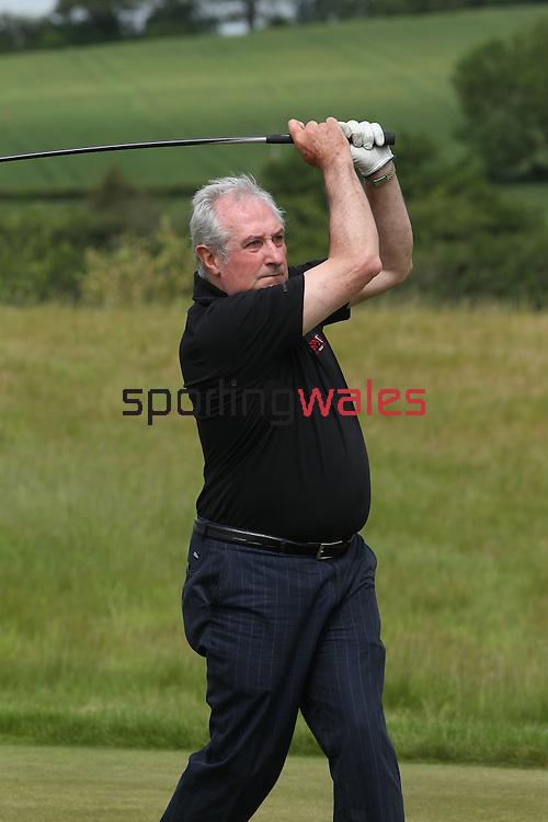 ISPS Handa Wales Open 2012.Gareth Edwards - Pro-Am..30.05.12.©Steve Pope