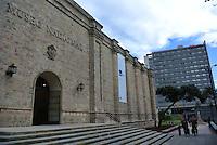 BOGOTÁ -COLOMBIA. Museo Nacional en la ciudad de Bogota, Colombia./ Museo Nacional in Bogota, Colombia. Photo: VizzorImage / Str