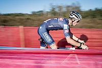 Niels Vandeputte (BEL/Alpecin-Fenix) <br /> <br /> Elite Men's Race<br /> 2021 UCI cyclo-cross World Cup - Zonhoven (BEL)<br /> <br /> ©kramon