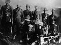 Iran 1930  January 8 1930, Abdoî Shikak and his Kurdish fighter<br /> Iran 1930  8 janvier 1930, Abdou Shikak avec ses combattants<br /> ئیران سالی 1930 , روژی 8 ی ژانویه ی 1930 , عه بدوی شکاک له گه ل تیکوشه رانی