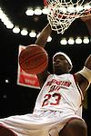 "Washington State Cougar Basketball - ""Dunk-Fest"""