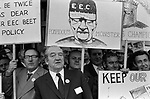 Conservative Party Conference, Blackpool, Winter Gardens 1973 Lancashire UK