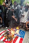 11/09/2010 Muslims Against Crusades demo