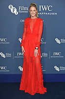 Storm Keating<br /> arriving for the 2018 IWC Schaffhausen Gala Dinner in Honour of the BFI at the Electric Light Station, London<br /> <br /> ©Ash Knotek  D3437  09/10/2018