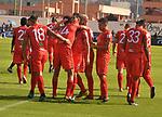 Patriotas igualó 1-1 ante Cúcuta Deportivo. Fecha 1 Liga BetPlay I-2020.