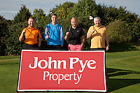 John Pye - John Miles, Richard Reed, Andrew Corden and Steve MacIver