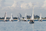 Datchet Water Sailing Club, Queen Mother reservoir, Berkshire, England 2007.