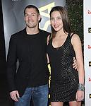 Chloe Lattanzi and James Driskill at G'Day USA LA Black Tie Gala held at The Hollywood Palladium in Hollywood, California on January 22,2011                                                                               © 2010 Hollywood Press Agency