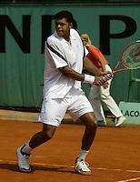 20030601, Paris, Tennis, Roland Garros, Tsonga