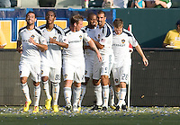 Los Angeles Galaxy vs Houston Dynamo June 05 2010