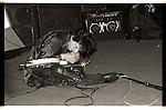 Jan 1987 Roxy Theater Los Angeles, Ca JOHNNY THUNDERS