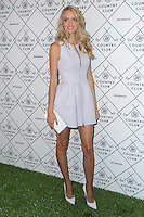 NEW YORK CITY, NY, USA - SEPTEMBER 04: Lindsay Ellingson arrives at the Refinery29 Country Club Launch & NYFW Kick-Off Party held at 82 Mercer on September 4, 2014 in New York City, New York, United States. (Photo by Jeffery Duran/Celebrity Monitor)