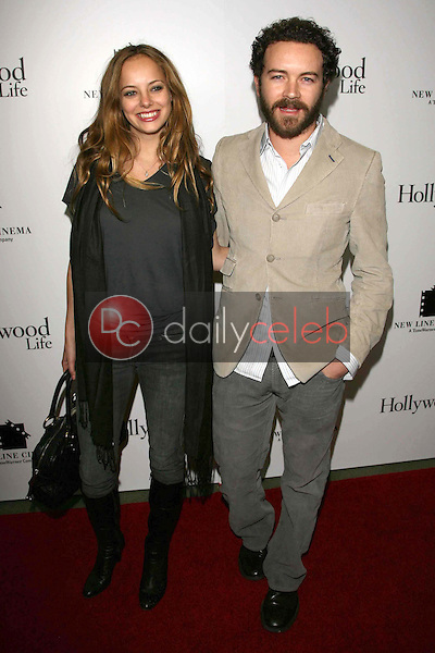 """Bijou Phillips and Danny Masterson<br />at the New Line Cinema's """"Little Children"""" celebration party hosted by Hollywood Life Magazine. Pacific Design Center, West Hollywood, CA. 11-15-06<br />Dave Edwards/DailyCeleb.com 818-249-4998"""