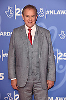 LONDON, UK. October 15, 2019: Hugh Bonneville at the National Lottery Awards 2019, London.<br /> Picture: Steve Vas/Featureflash