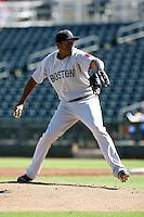 Randor Bierd - Mesa Solar Sox, 2009 Arizona Fall League.Photo by:  Bill Mitchell/Four Seam Images..